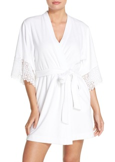 Betsey Johnson Bride Terry Robe