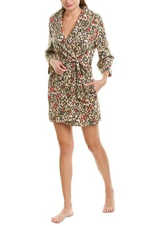 Betsey Johnson Brushed Robe