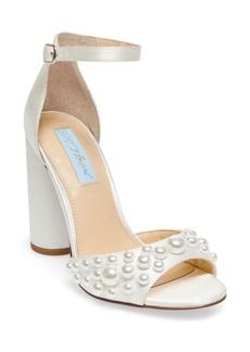 Betsey Johnson Cara High Heel Dress Sandals