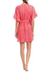 Betsey Johnson Cascading Ruffle Robe