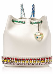 Betsey Johnson Chain of Command Backpack