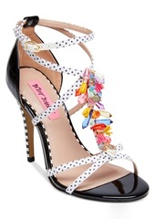 Betsey Johnson Clarice Dress Sandals Women's Shoes