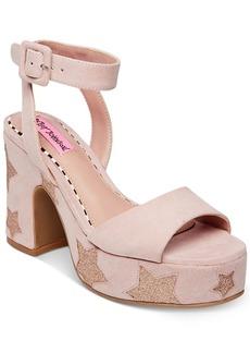 Betsey Johnson Claude Dress Sandals Women's Shoes