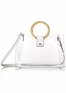 Betsey Johnson Clear Tote