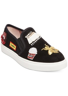 Betsey Johnson Cooper Embellished Sneakers Women's Shoes