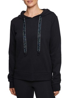 Betsey Johnson Cotton-Blend Hoodie