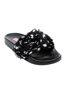 "Betsey Johnson® ""Cutie"" Slide Sandals"