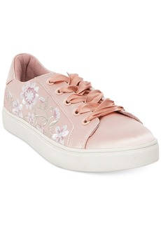 Betsey Johnson Darbi Lace-Up Sneakers Women's Shoes