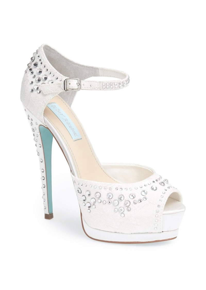 Betsey Johnson 'Doll' Pump
