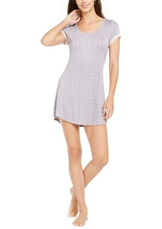 Betsey Johnson Dot-Print Nightgown