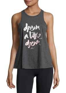 Betsey Johnson Dream a Dream Performance Tank