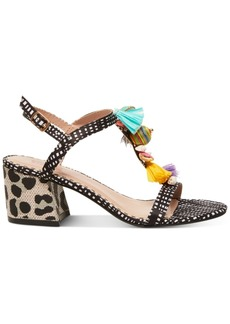 Betsey Johnson Dynah Dress Sandals Women's Shoes