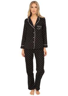 Betsey Johnson Flannel Pajama