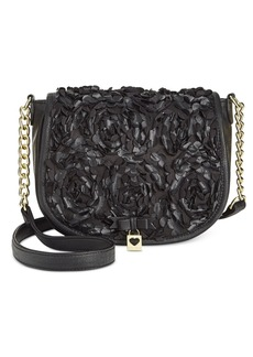 Betsey Johnson Flapover Crossbody