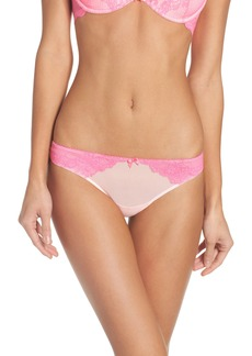 Betsey Johnson Flirt & Fun Thong (3 for $33)