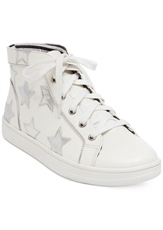 Betsey Johnson Flo Lace-Up Sneakers Women's Shoes