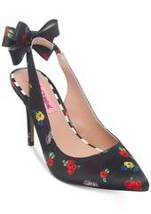 Betsey Johnson Ginjer Slingback Pumps Women's Shoes
