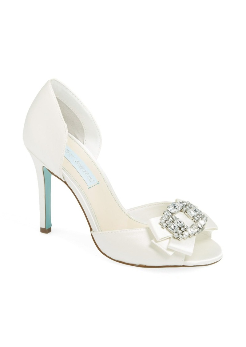 Betsey Johnson 'Glam' Sandal