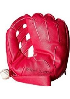 Betsey Johnson I Glove You Man Wristlet