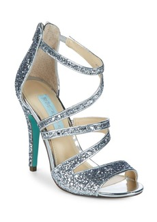 Betsey Johnson Izzy Sparkle Sandals