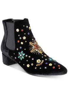 Betsey Johnson Jax Booties Women's Shoes
