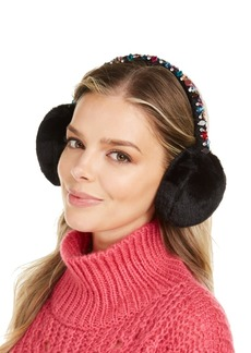 Betsey Johnson Jewel Breaker Earmuff