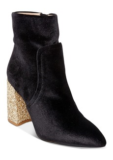 Betsey Johnson Kacey Booties Women's Shoes