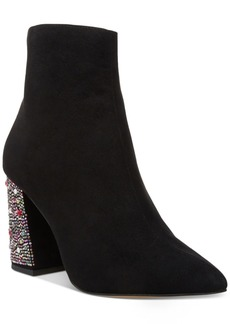 Betsey Johnson Kassie Booties Women's Shoes