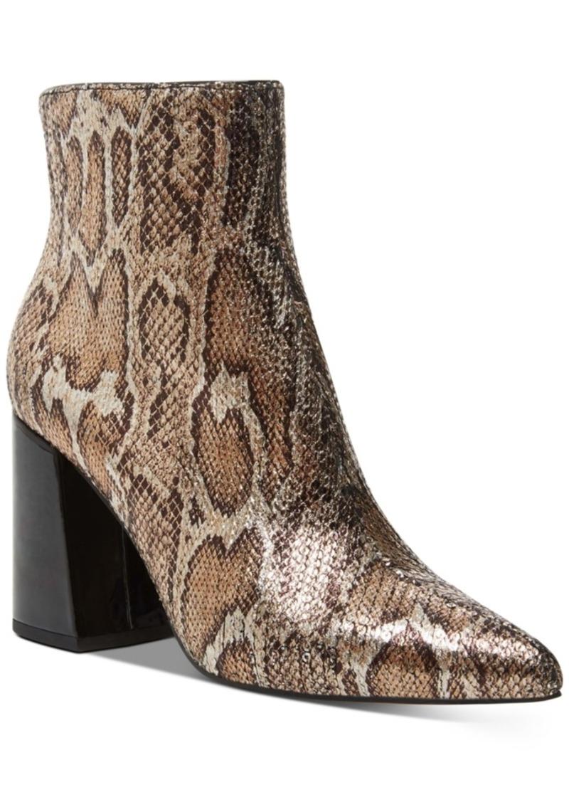 Betsey Johnson Kassie Booties Women's Shoes