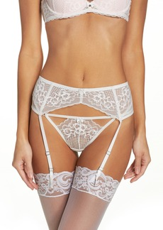 Betsey Johnson Lace Garter Belt