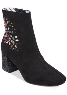 Betsey Johnson Lea Booties Women's Shoes