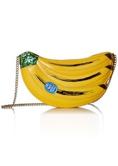 Betsey Johnson Let's Split Bananas Shoulder Bag