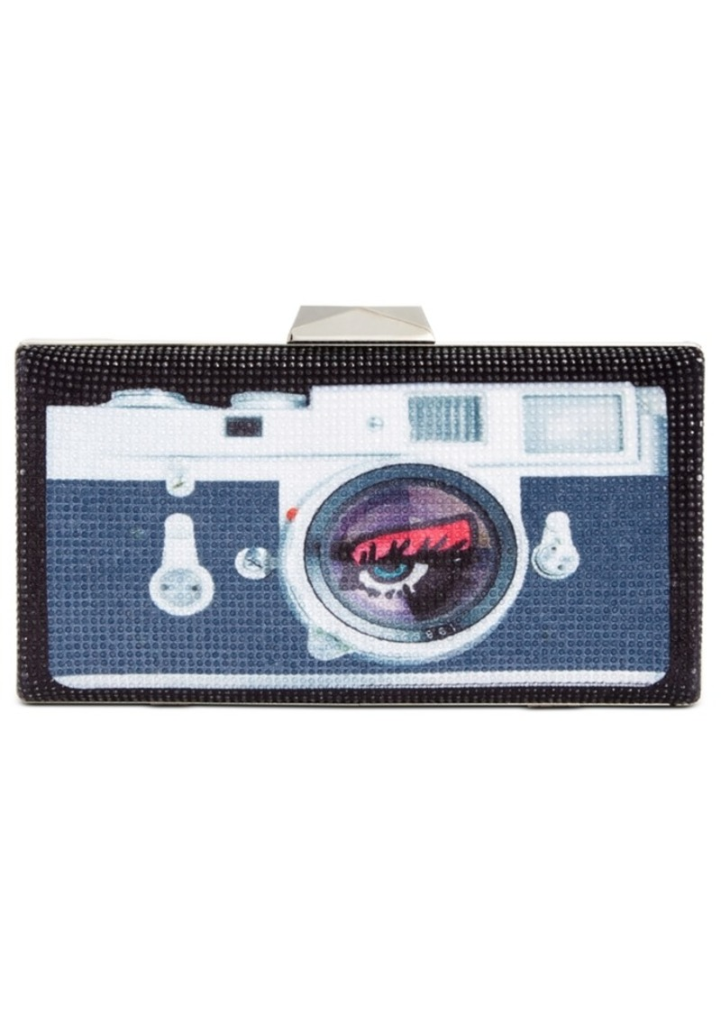 Betsey Johnson Lights, Camera, Bling! Clutch