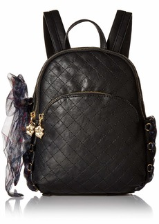 Betsey Johnson Love Shack Lacing Small Backpack