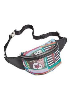 Betsey Johnson Mesh Is Fresh Belt Bag