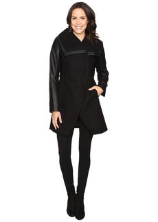 Betsey Johnson Minimalist Coat