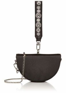 Betsey Johnson Moonshine Crossbody Clutch