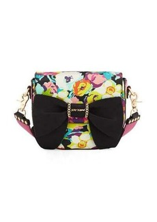 Betsey Johnson OH BOW YOU DIDNT SADDLE CROS