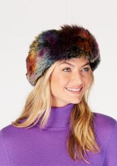 Betsey Johnson Party Animal Faux-Fur Headband