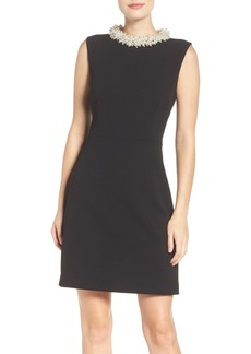 Betsey Johnson Pearl Collar Dress