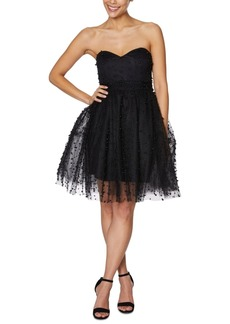 Betsey Johnson Pearl Party Dress