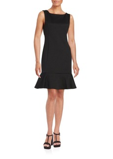 Betsey Johnson Peplum Hem Dress