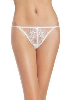 Betsey Johnson Perfectly Sexy Thong