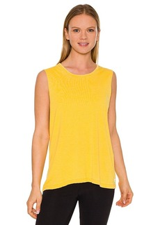 Betsey Johnson® Performance Strappy Back Muscle Tee