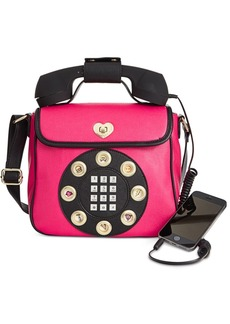 Betsey Johnson Phone Crossbody