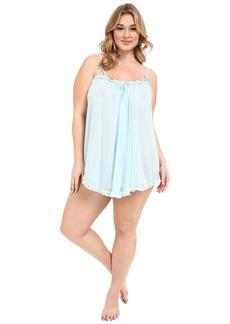 Betsey Johnson Plus Size Tricot Slip