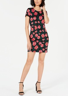 Betsey Johnson Printed T-Shirt Dress