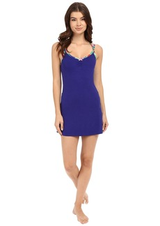 Betsey Johnson Rib Knit Slip