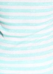 Betsey Johnson Ribbed Short Pajamas