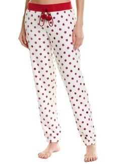 Betsey Johnson Royal Plush Pant